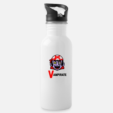 Vampire Vampirate Vampire - Water Bottle