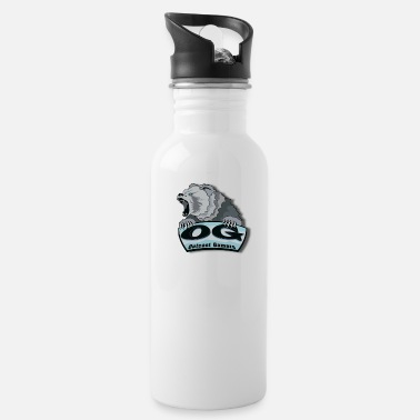 Outcast Outcast Gamers Simple logo - Water Bottle