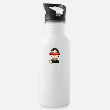 Truth Ruth Bader Ginsburg Ruth Supreme - Water Bottle