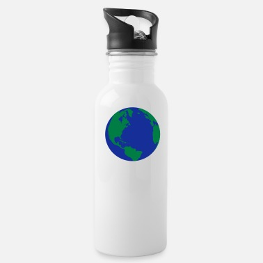 World The World - Water Bottle