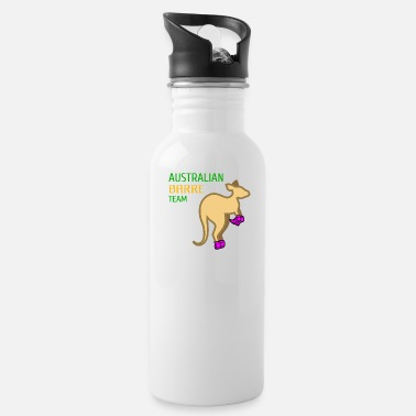 Class &amp Australian Barre Team - Water Bottle