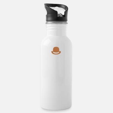 Classical william james del padre tee - Water Bottle