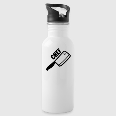 chef chef - Water Bottle