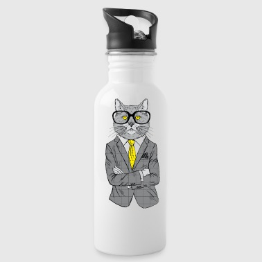 Steve Steve the boss - Water Bottle