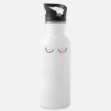 Breast Cancer Awareness Breast Cancer Awareness Month- Cancer - Water Bottle