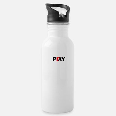 Pay Pay or Play - Water Bottle