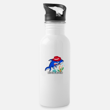 Image Father's day gift - father's day saying - for dad - Water Bottle