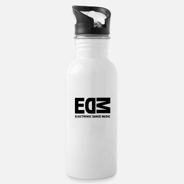 Electronic Dance Music Edm Electronic Dance Music - Water Bottle