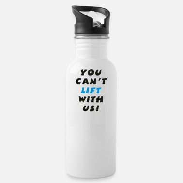 Lifting Lifting - Water Bottle