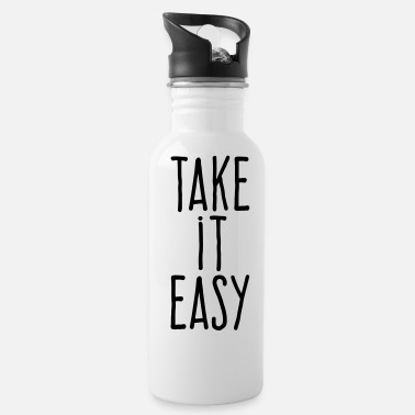 Easy take it easy - Water Bottle