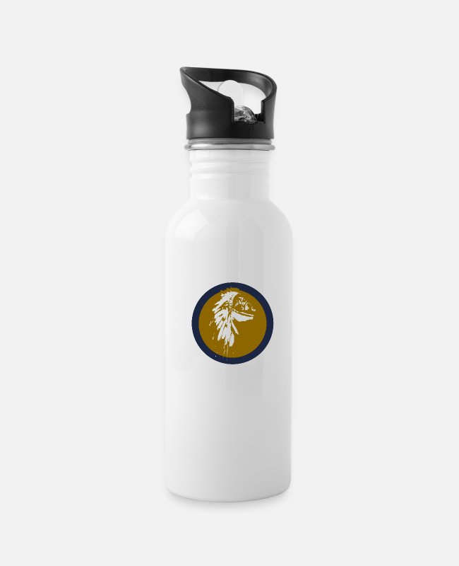 Three Of A Kind Mugs & Cups - Nativ - Water Bottle white