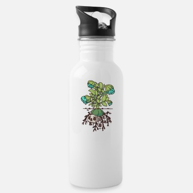 Plant Grounds Bulba Plant - Water Bottle