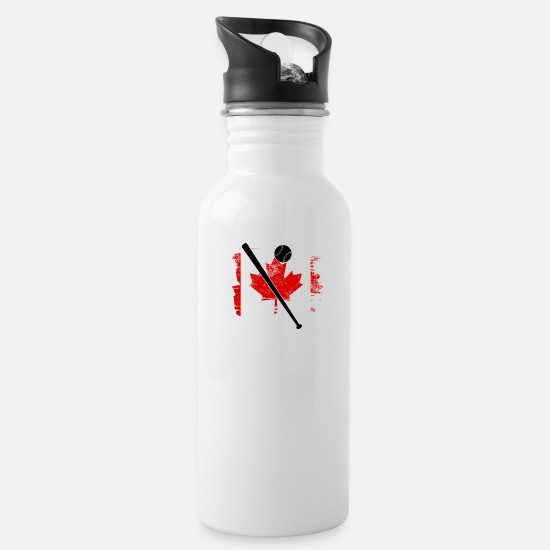 Gift Idea Mugs & Drinkware - Trust Me It's Organic Funny Gift - Water Bottle white