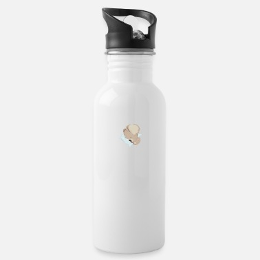 If You Love me Let me Sleep Koala - Water Bottle
