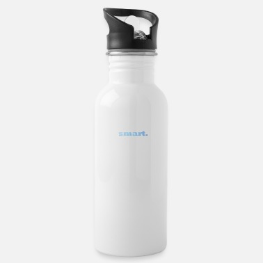 Smart smart. - Water Bottle
