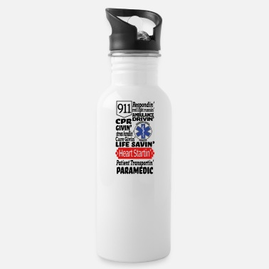 Paramedic Paramedic - Water Bottle