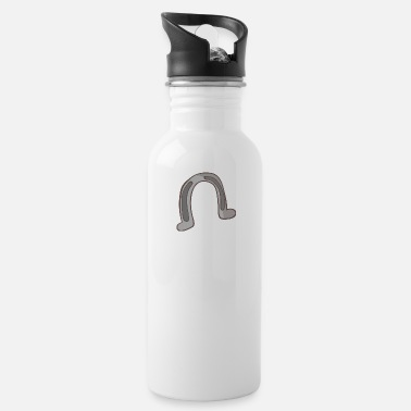 Horseshoe horseshoe - Water Bottle