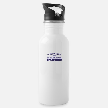 Engineer Engineers Engineering Gift - Water Bottle