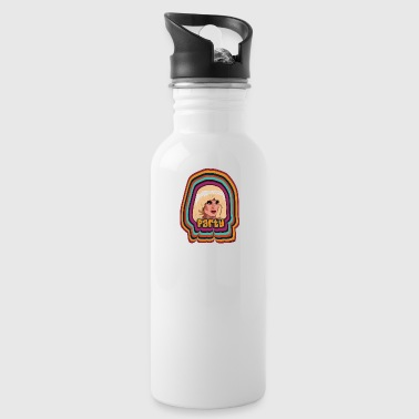 Katya Zamolodchikova Party - Water Bottle