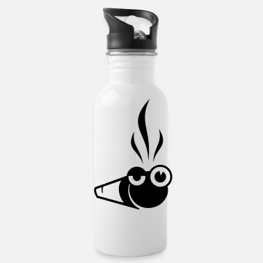 Hashish hashish - drug - joint - Water Bottle