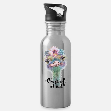 One Of A Kind One Of A Kind Ostrich - Water Bottle