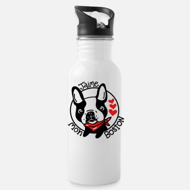 Boston Terrier S Boston Terrier - Water Bottle