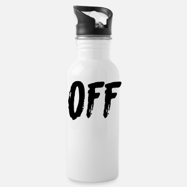 Off Off - Water Bottle