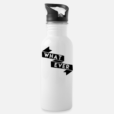 Quote Quotes - Water Bottle