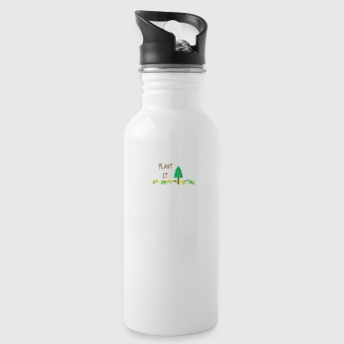 Plant Grounds PLANT IT - Water Bottle