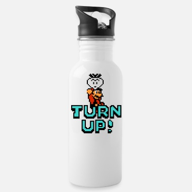 Turn On Turn Up - Water Bottle
