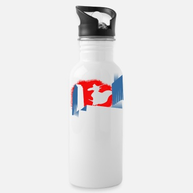 Flap PROMO What Flaps In The Night - Water Bottle