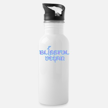 Bliss blissful vegan - Water Bottle
