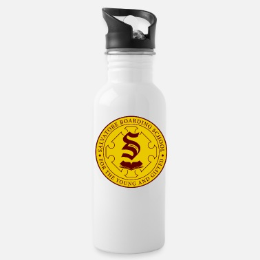Salvatore Boarding School Crest - Water Bottle