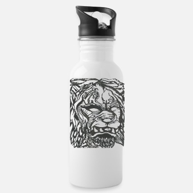 TIGER POWER - Water Bottle