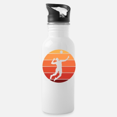 Beach Volleyball Beach volleyball volleyball - Water Bottle