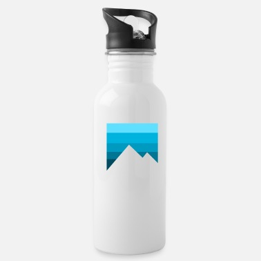 Love Mountains - Water Bottle