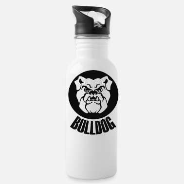 Bulldog Bulldogs - Water Bottle