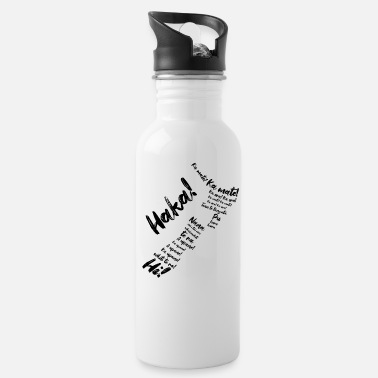 Haka Haka New Zealand Rugby - Water Bottle