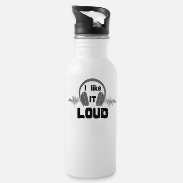 Loud Music Loud Music Headset - Water Bottle