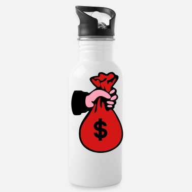 Moneybag Moneybag - Water Bottle
