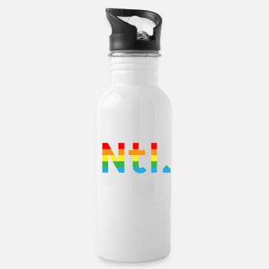 National Games the national band - Water Bottle