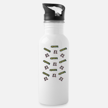 Mighty Duck The Mighty Ducks - Water Bottle