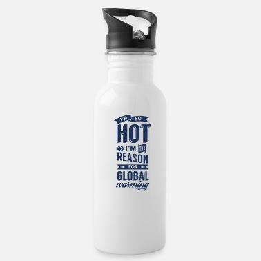 Global Global Warming Global Warming Global Warming - Water Bottle