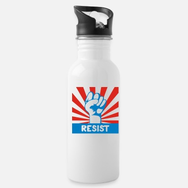 RESIST FIST - Water Bottle