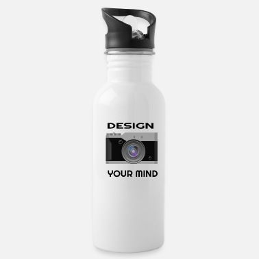 Design your Mind!Gift Idea - Water Bottle
