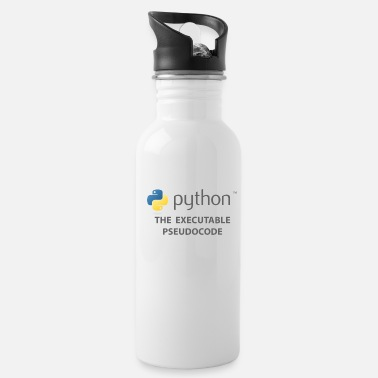 Python - The Executable Pseudcode - Water Bottle