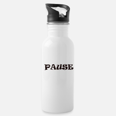 Pause PAUSE - Water Bottle