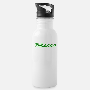 Tobacco tobacco - Water Bottle