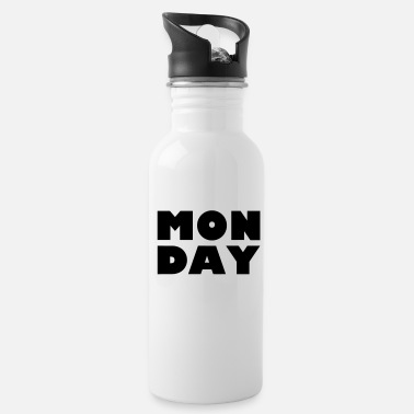 Monday Monday - Water Bottle