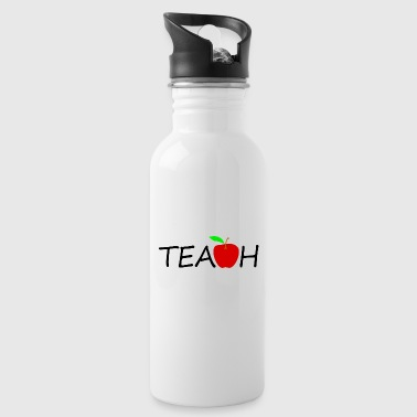teach - Water Bottle
